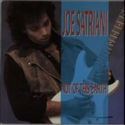 Click here for more info about 'Joe Satriani - Not Of This Earth - Satriani p/s'