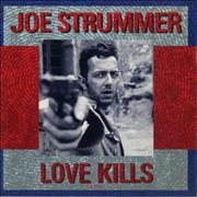 Click here for more info about 'Joe Strummer - Love Kills'