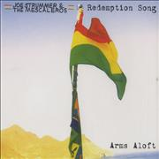 Click here for more info about 'Joe Strummer - Redemption Song / Arms Aloft'