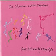 Click here for more info about 'Joe Strummer - Rock Art and The X-Ray Style'