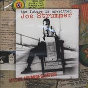Click here for more info about 'Joe Strummer - Sampler From 'The Future Is Unwritten' Soundtrack'