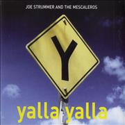 Click here for more info about 'Joe Strummer - Yalla Yalla'