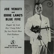 Click here for more info about 'Joe Venuti - Joe Venuti And Eddie Lang's Blue Five'