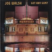 Click here for more info about 'Joe Walsh - Got Any Gum? - White Label'