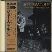 Click here for more info about 'Joe Walsh - Ordinary Average Guy'