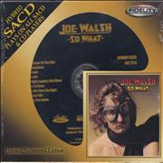 Click here for more info about 'Joe Walsh - So What - Sealed'