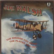 Click here for more info about 'Joe Walsh - The Smoker You Drink, The Player You Get'