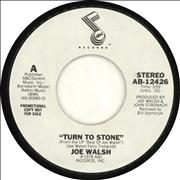 Click here for more info about 'Joe Walsh - Turn To Stone'