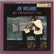 Click here for more info about 'Joe Williams - Joe Williams At Newport 63''