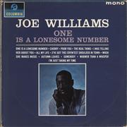 Click here for more info about 'Joe Williams - One Is A Lonesome Number'
