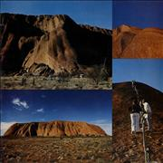 Click here for more info about 'Ballad Of Uluru - Autographed'