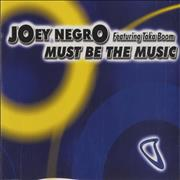 Click here for more info about 'Joey Negro - Must Be The Music'