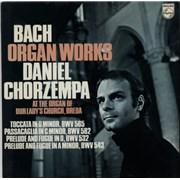 Click here for more info about 'Johann Sebastian Bach - Bach Organ Works'