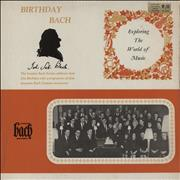 Click here for more info about 'Johann Sebastian Bach - Birthday Bach'