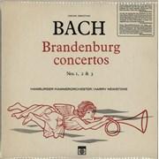Click here for more info about 'Johann Sebastian Bach - Brandenburg Concertos Nos. 1, 2 & 3 - Mono'