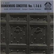 Click here for more info about 'Johann Sebastian Bach - Brandenburg Concertos Nos. 1, 3 & 6'