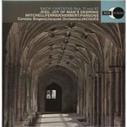 Click here for more info about 'Johann Sebastian Bach - Cantatas Nos. 11 and 67 / Jesu, Joy Of Man's Desiring'