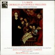 Click here for more info about 'King's College Choir - Bach: Chorales and Chorale Preludes Vol. 3: Advent and Christmas'