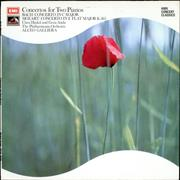 Click here for more info about 'Johann Sebastian Bach - Concertos for Two Pianos - Factory Sample'