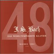 Click here for more info about 'Johann Sebastian Bach - Das Wohltemperirte Klavier (Vol 2)'