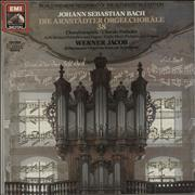 Click here for more info about 'Johann Sebastian Bach - Die Arnstädter Orgelchoräle'