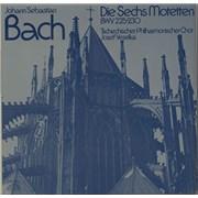 Click here for more info about 'Johann Sebastian Bach - Die Sechs Motetten BWV 225-230'