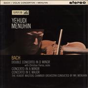 Click here for more info about 'Johann Sebastian Bach - Double Concerto, Concerto In A Minor & Concerto In E Major'