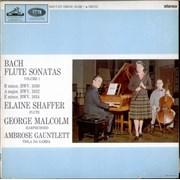 Click here for more info about 'Johann Sebastian Bach - Flute Sonatas Volume 1'