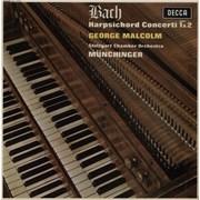 Click here for more info about 'Johann Sebastian Bach - Harpsichord Concerti Nos. 1 & 2 - WBg'