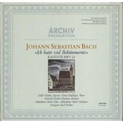 Click here for more info about 'Johann Sebastian Bach - Ich Hatte Viel Bekümmernis Kantate BWV 21'