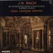 Click here for more info about 'Johann Sebastian Bach - Six Concertos Pour Clavecin Seul D'Apres Vivaldi'