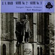 Click here for more info about 'Johann Sebastian Bach - Suite No. 2 / Suite No. 3'