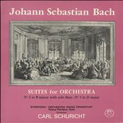 Click here for more info about 'Johann Sebastian Bach - Suites For Orchestra'