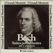 Click here for more info about 'Johann Sebastian Bach - Suites Per Orchestra BWV 1067 E 1069'