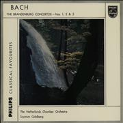 Click here for more info about 'Johann Sebastian Bach - The Brandenburg Concertos - Nos. 1, 2 & 3'