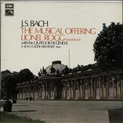 Click here for more info about 'Johann Sebastian Bach - The Musical Offering'