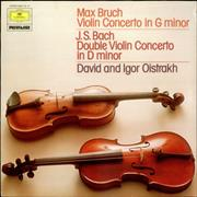 Click here for more info about 'David & Igor Oïstrakh - Bruch: Violin Concerto in G minor / Bach: Double Violin Concerto in D minor'