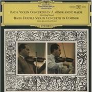 Click here for more info about 'David & Igor Oïstrakh - Bach: Violin Concertos in A Minor & E Major / Double Violin Concerto in D Minor'