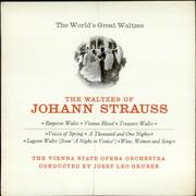 Click here for more info about 'Johann Strauss II (1825-1899) - The Waltzes of Johann Strauss'