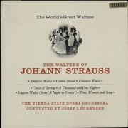 Click here for more info about 'Johann Strauss II (1825-1899) - The World's Great Waltzes - The Waltzes Of Johann Strauss'