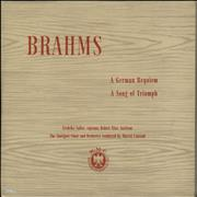Click here for more info about 'Johannes Brahms - A German Requiem / A Song Of Triumph'