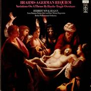 Click here for more info about 'Johannes Brahms - A German Requiem & Variations on a Theme by Haydn'