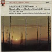 Click here for more info about 'Johannes Brahms - A German Requiem - Parts I-VII'