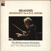 Click here for more info about 'Johannes Brahms - Brahms: Symphony No. 4 In E Minor, Op. 98'