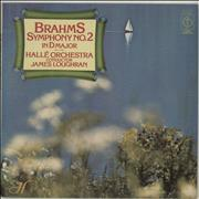 Click here for more info about 'Johannes Brahms - Brahms: Symphony No. 2 In D Major'