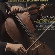 Click here for more info about 'Johannes Brahms - Concerto in A Minor For Violin & 'Cello'