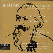 Click here for more info about 'Johannes Brahms - Double Concerto (Concerto For Violin, 'Cello And Orchestra In A Minor) Op. 102'