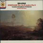 Click here for more info about 'Johannes Brahms - Serenade No. 1 In D Major, Op. 11'