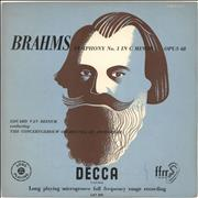 Click here for more info about 'Johannes Brahms - Symphony No. 1 In C Minor, Op. 68/ Symphony No. 3 In F Major, Op. 90'