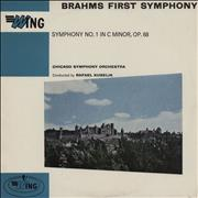 Click here for more info about 'Johannes Brahms - Symphony No. 1 in C Minor, Op.66'